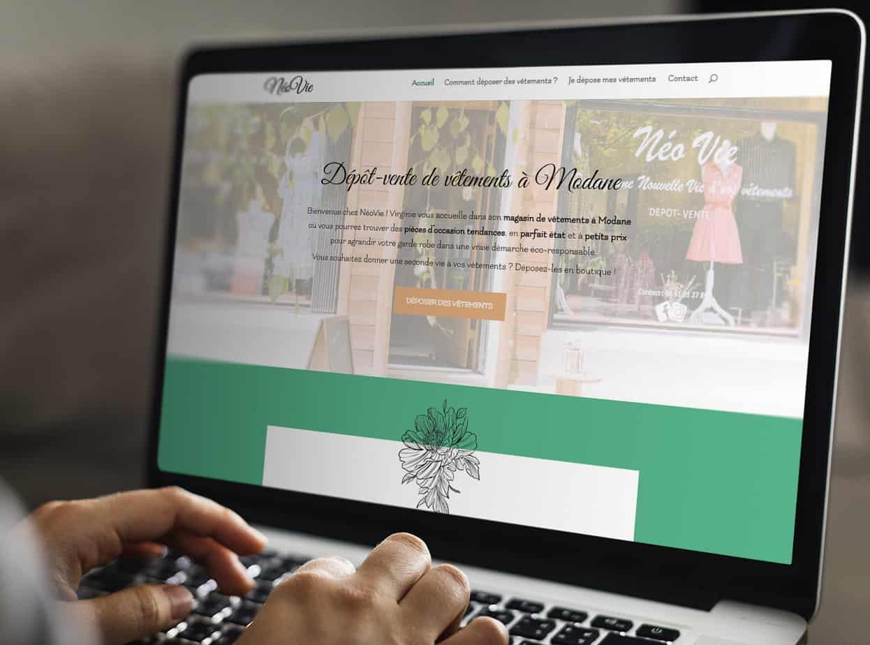 Neovie dépôt vente de vêtements pour femmes à modane